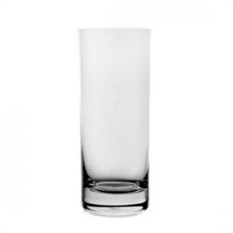 Wheel & Barrow Long Drink Glass