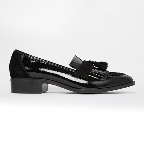 Tassel Patent Loafer
