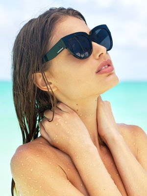 One of Our Favourite Swim Brands Just Launched Chic Sunnies