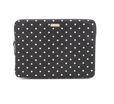 "Kate Spade New York Classic Mini Pavillion Dot 13"" Laptop Sleeve"