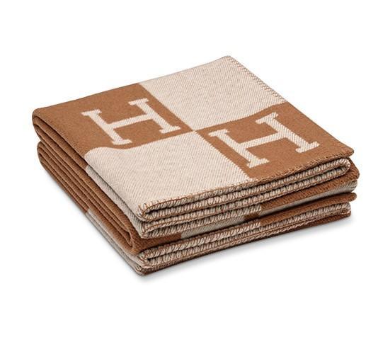 Hermes Avalon Blanket