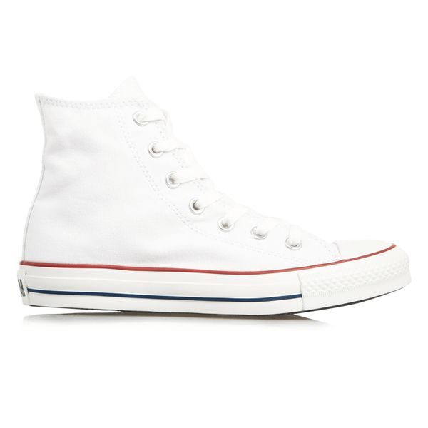 How to clean white sneakers: Converse Chuck Taylor Canvas High-Top Sneakers