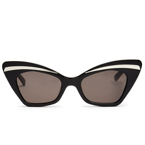 Babou Shrunken Cat-Eye Sunglasses