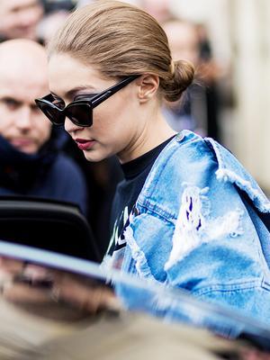 Gigi Hadid Loves £25 Sunglasses, Just Like the Rest of Us