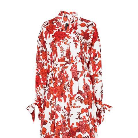 Asymmetric Dress By Boutique