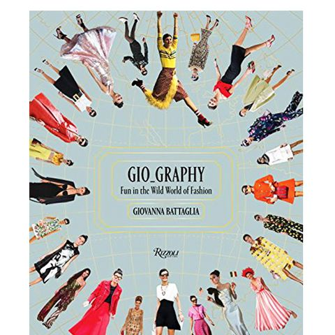 Gio-Graphy: Serious Fun in the Wild World of Fashion