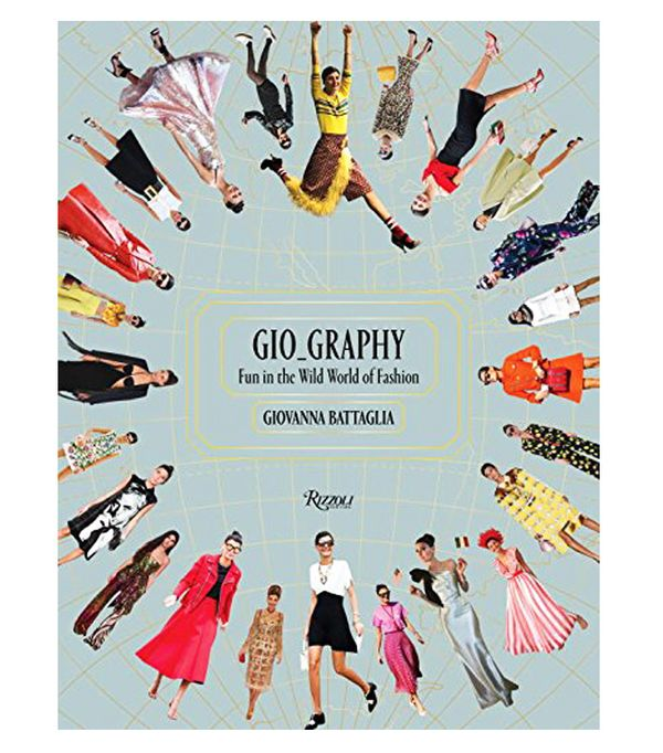 Best fashion books: Gio-Graphy