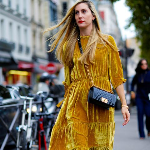 How to Wear Velvet All Day, Every Day