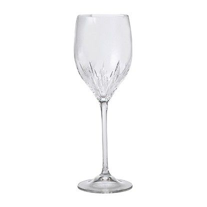 Wedgewood Vera Wang Duchesse Crystal Wine Pair