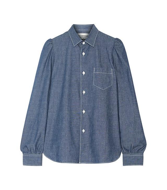 Junya Watanabe Cotton-Chambray Shirt