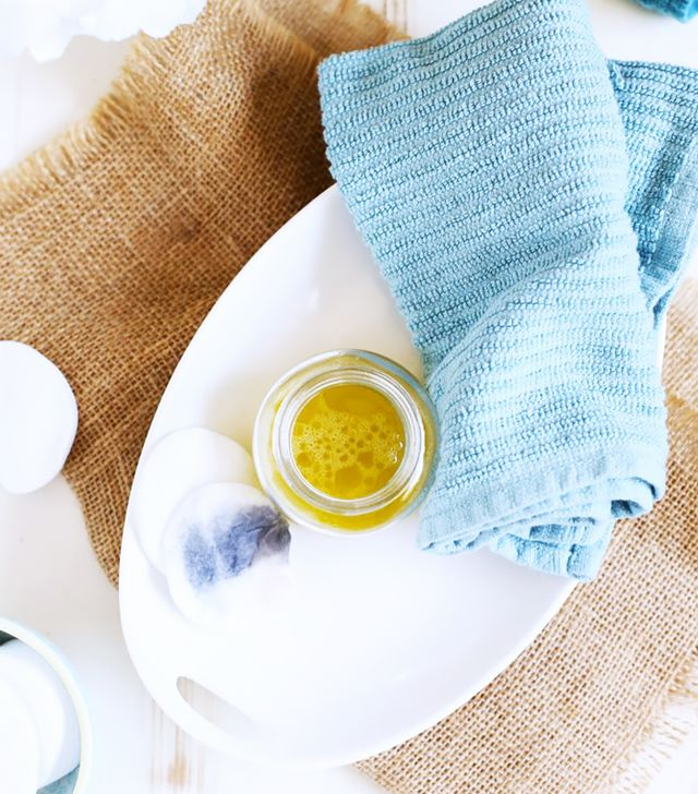 This Simple DIY Will Replace Your Expensive Oil Cleanser