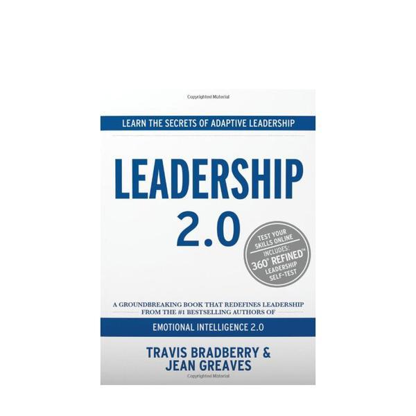 Travis Bradberry Leadership 2.0