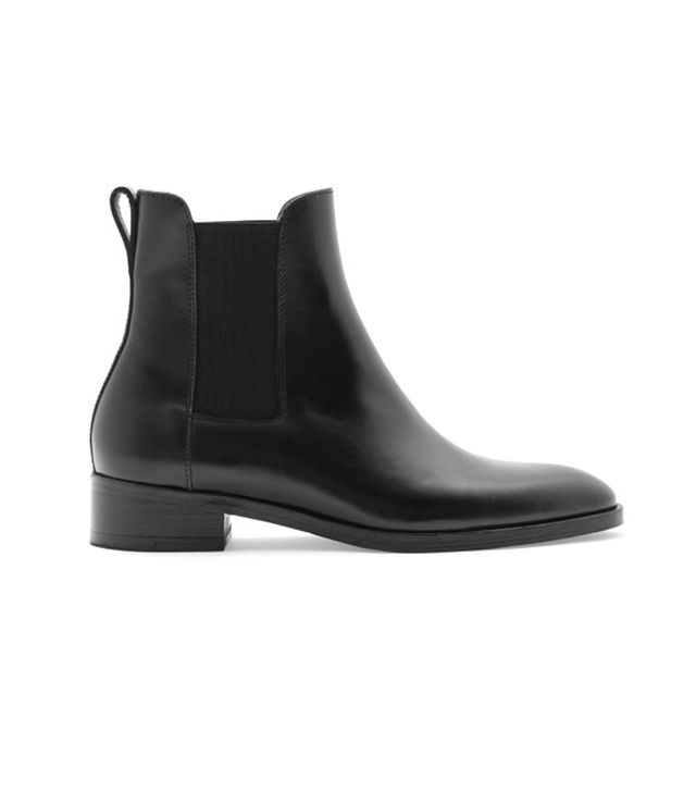 COS Leather Chelsea Boots