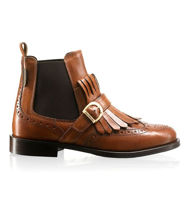 Russell and Bromley Cuthbert Ankle Boots