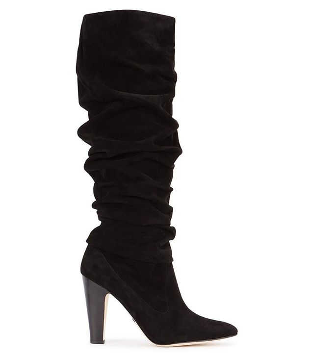 Manolo Blahnik Artemisia Black Boots