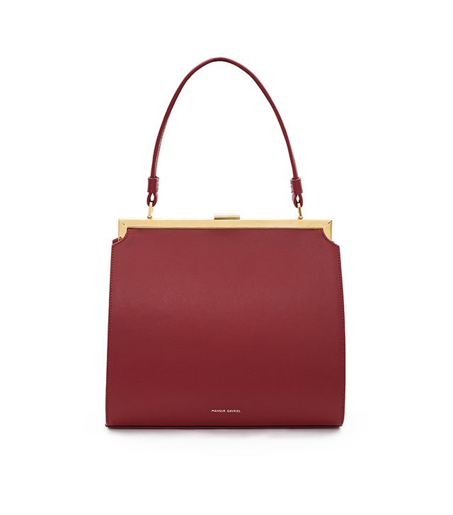 Mansur Gavriel Calf Leather Elegant Bag