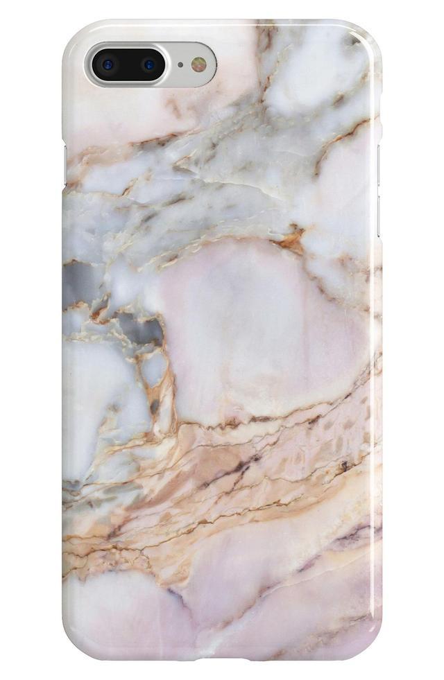 Gemstone Iphone 6/7/8 & 6/7/8 Plus Case - White