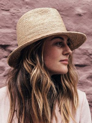 The Best Hats for Gals With Large Heads