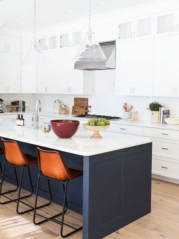 The Best Paint Colors For Your Kitchen, According To The Pros | MyDomaine