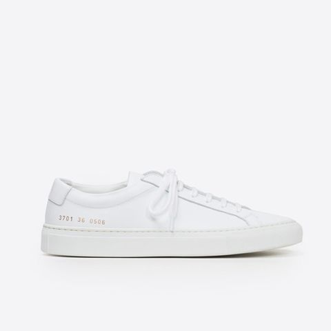 Original Achilles Low Leather Sneakers