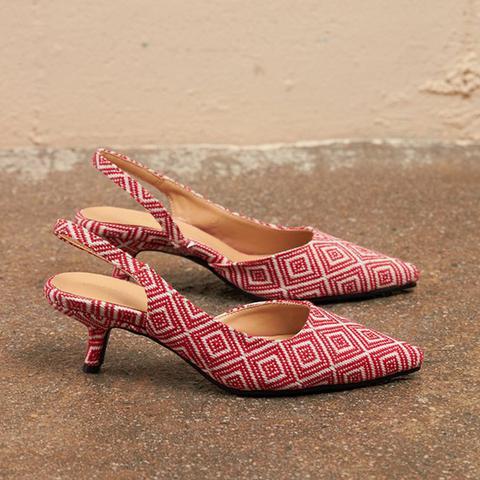 Seymour Slingback Heels