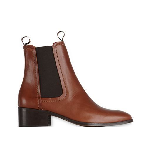Fernbrook Leather Chelsea Boots