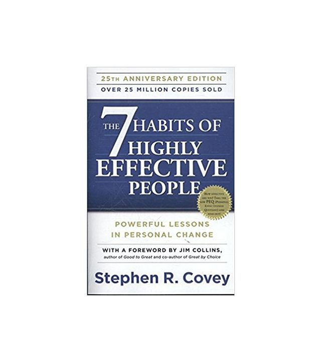 Stephen R. Covey The 7 Habits of Highly Effective People