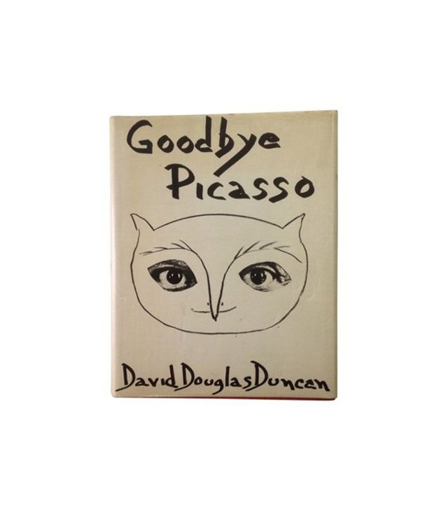 Goodbye Picasso by David Douglas Duncan