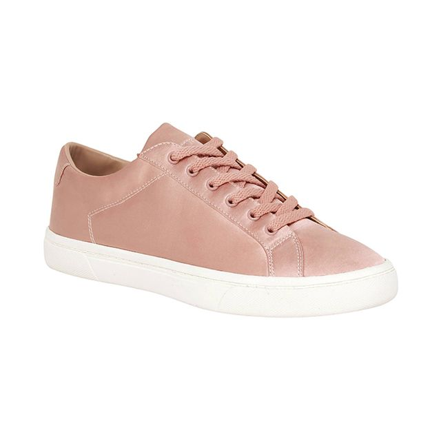 Who What Wear Hazel Lace Up Sneakers