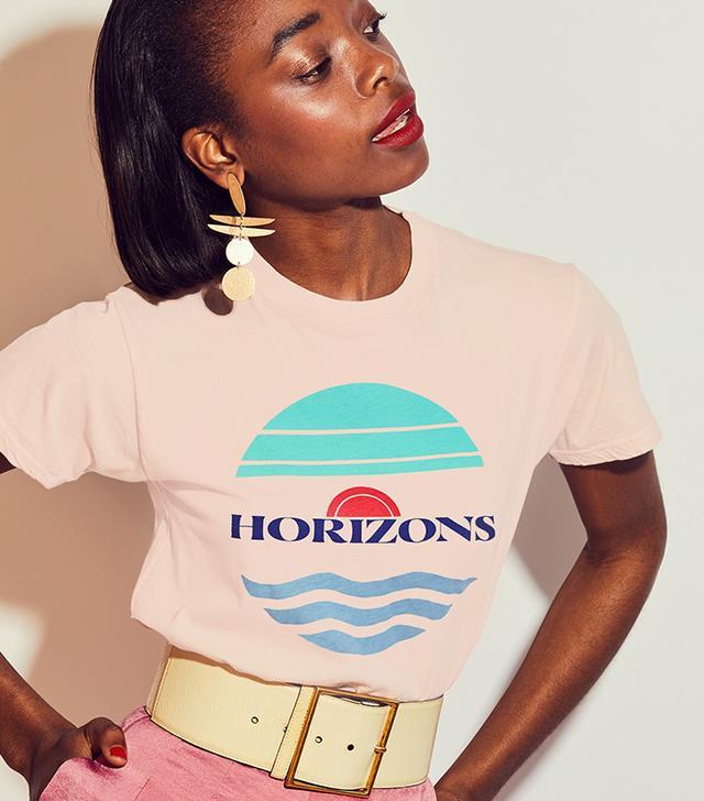 Monogram Horizons Tee