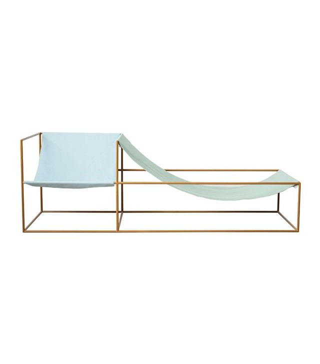 Muller Van Severen Chaise Longue