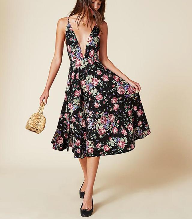 Reformation Naya Dress