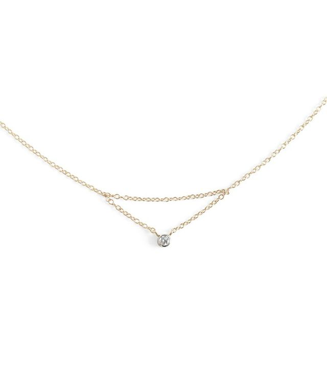 Catbird Chained to My Heart Necklace