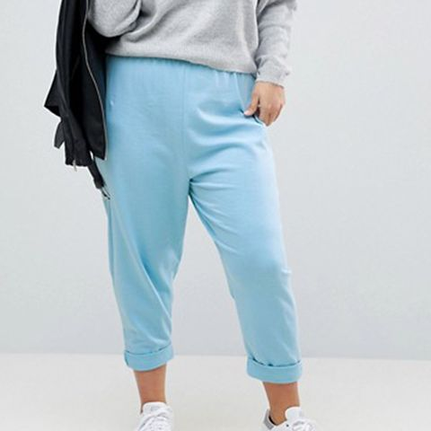 80s Jogger With Roller Hem