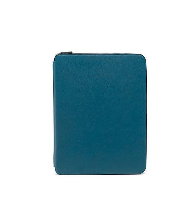 Smythson Dover A5 Zip Folder