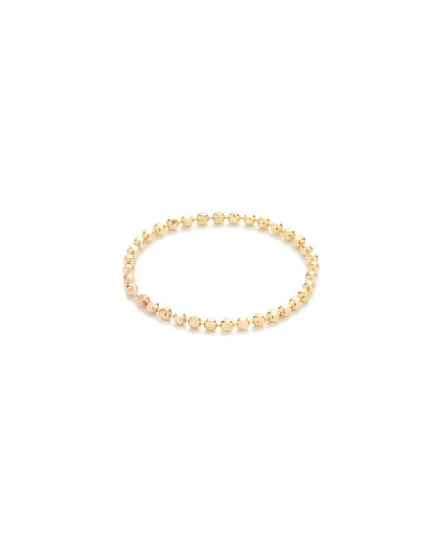 Soft Ball Chain Ring