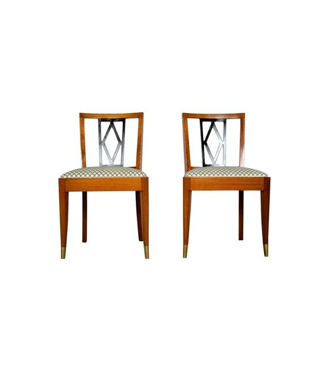 Castle Antiques & Design Regency-Style Dining Chairs, Set of 6