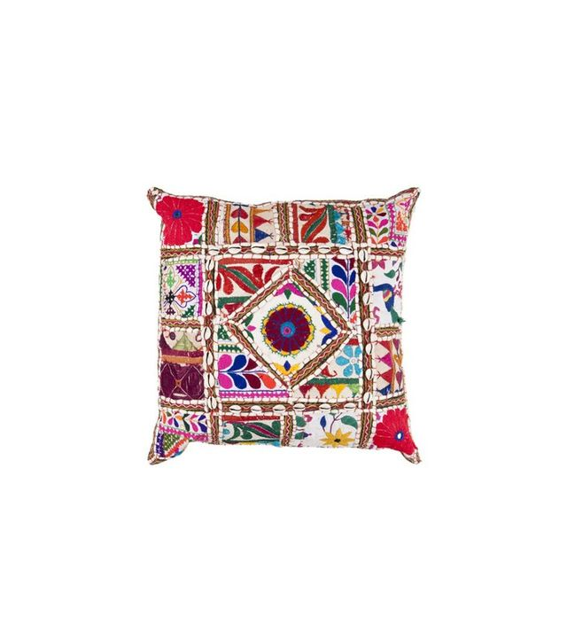 Dot & Bo Mosaic Patchwork Throw Pillow