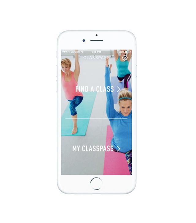 class pass - best fitness apps