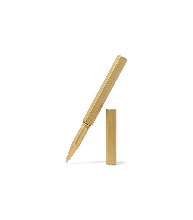 YStudio Brass Rollerball Pen