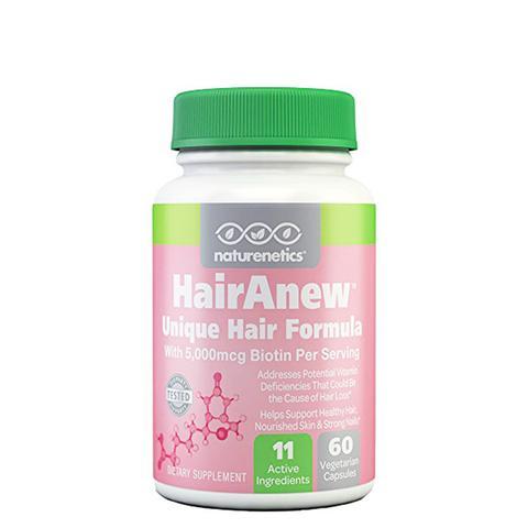 Unique Hair Growth Vitamins
