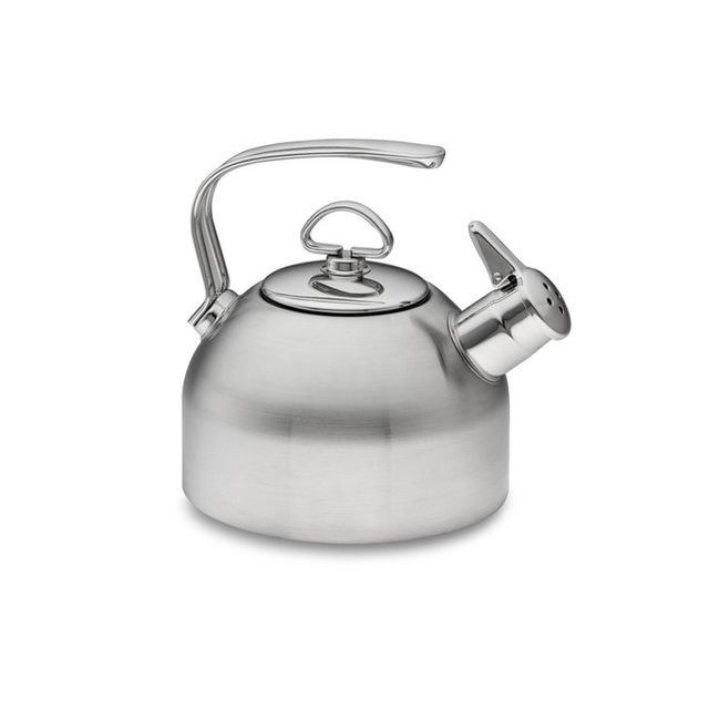 Williams-Sonoma Chantal Copper Whistling Tea Kettle