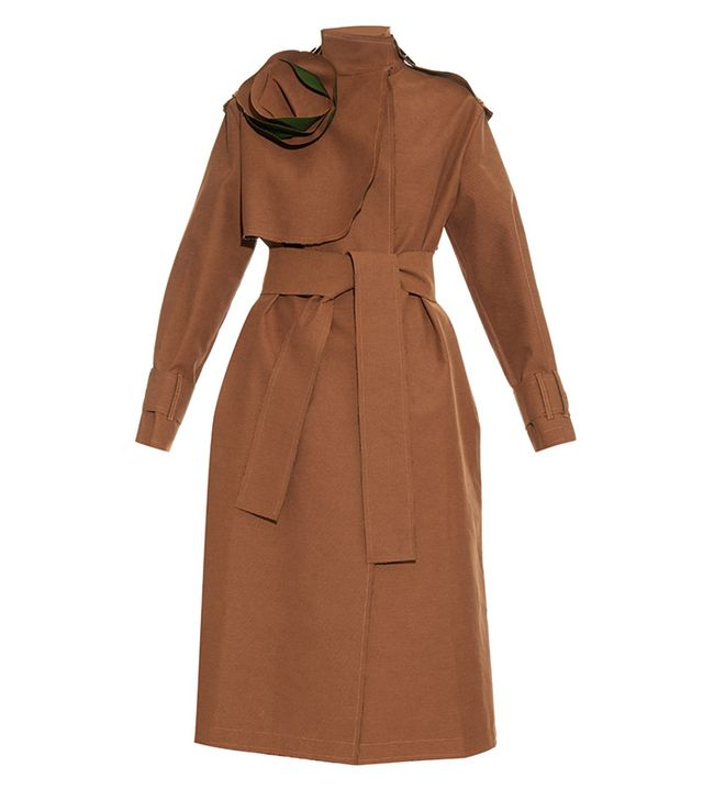 A.W.A.K.E. Obi Wan Kenobi Cotton-Blend Coat