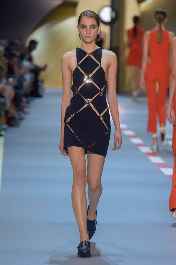 Can't wait until spring to get your hands on Mugler? Shop their current collection here.
