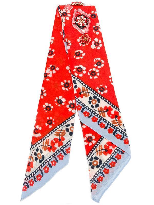 embellished bandana