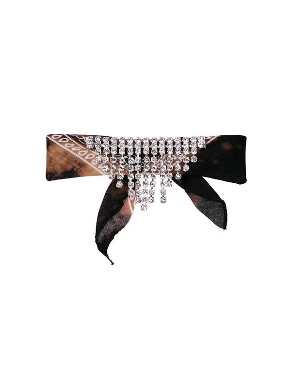 Ashanti bandana necklace