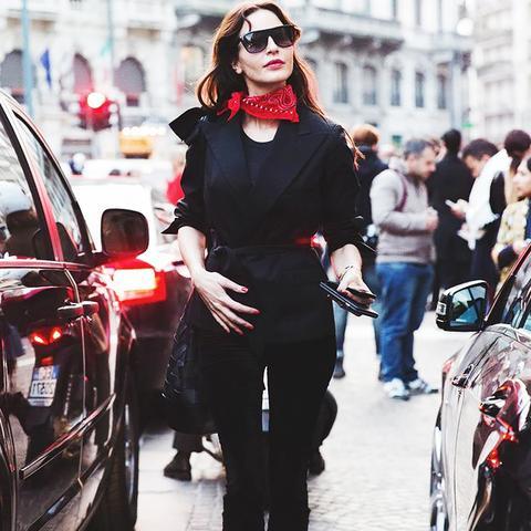 Bandana Street Style