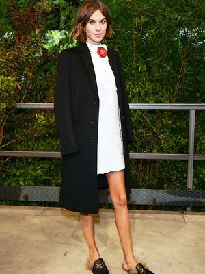 6 Days, 10 Looks: See Alexa Chung's Best Fashion Week Outfits
