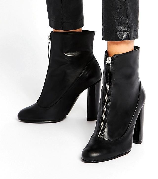 Carvela Zip-Up Boots
