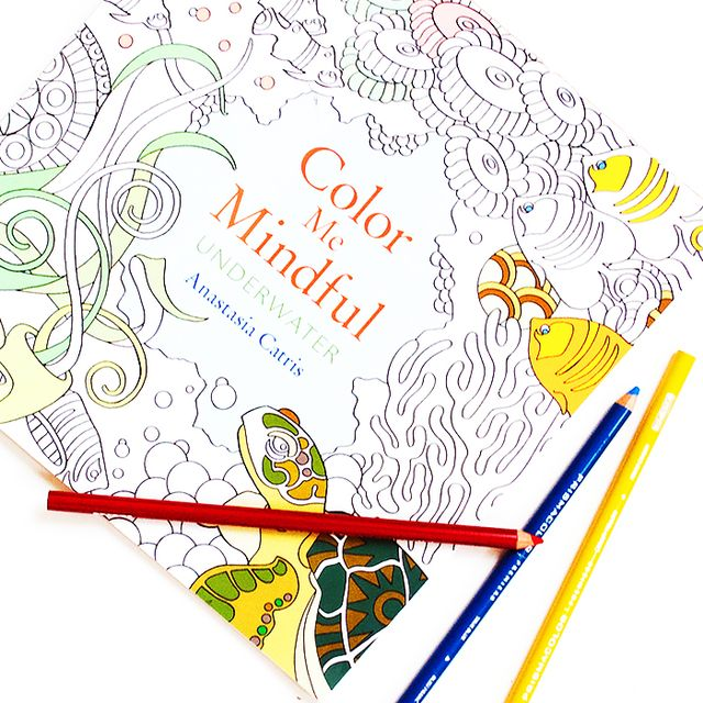 How Colouring Books Taught Me to Meditate